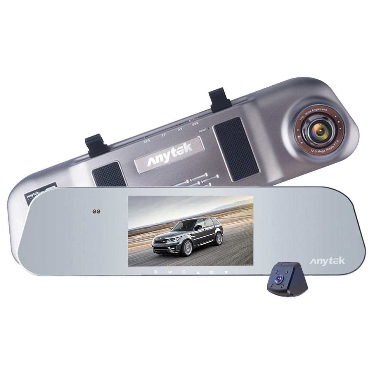 دوربين فيلم برداري خودرو AnyTek مدل A80 Plus