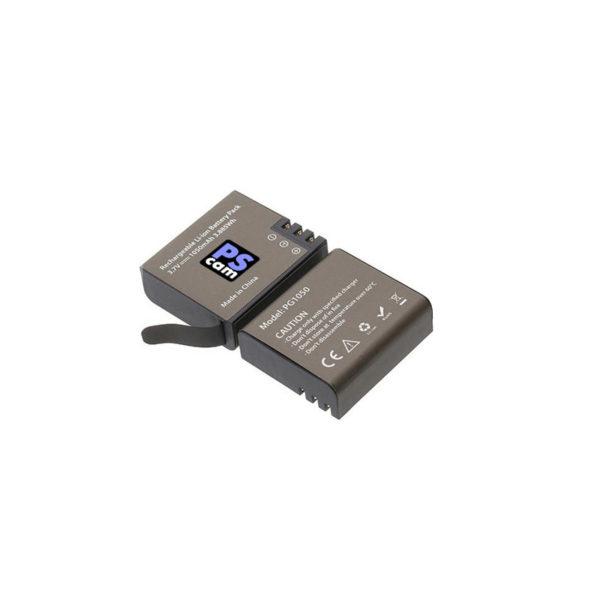 باتری PScam مناسب اکثر دوربین های ورزشی (2عدد)
