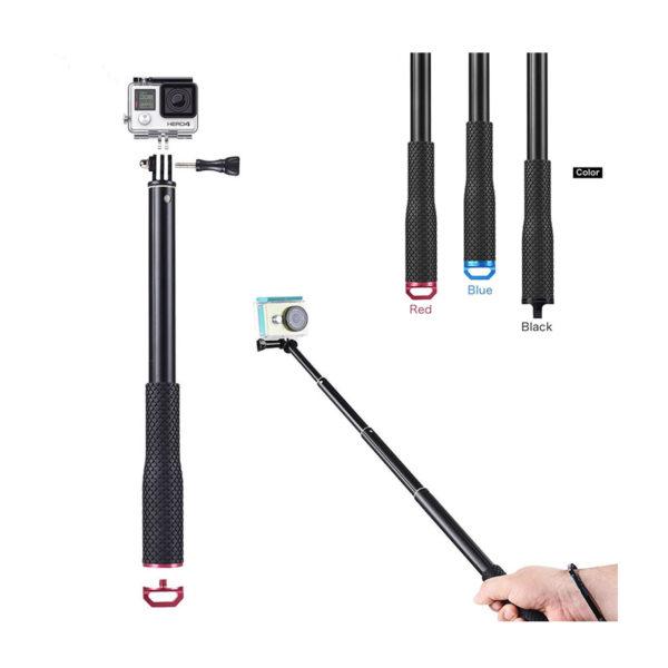 مونوپاد GoEasy مدل Plus مناسب دوربین های ورزشی