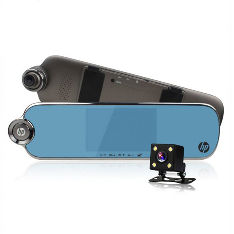 دوربین فیلم برداری خودرو HP مدل f770
