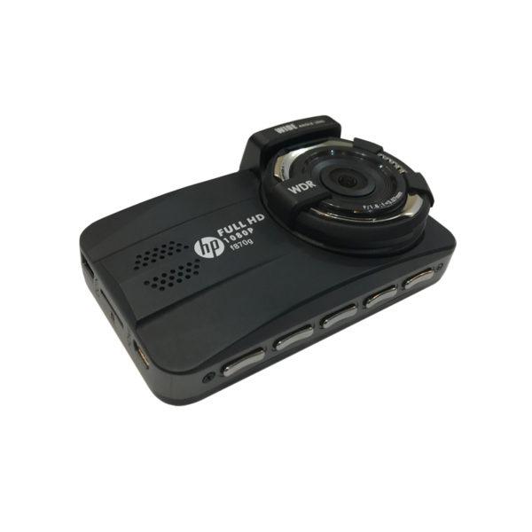 دوربین فیلم برداری خودرو HP مدل f870g RC3