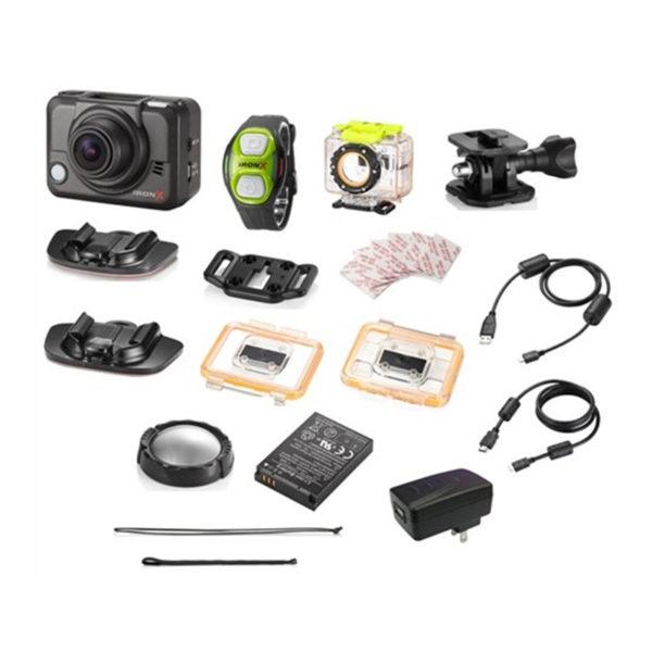 دوربین فیلم برداری ورزشی ironX