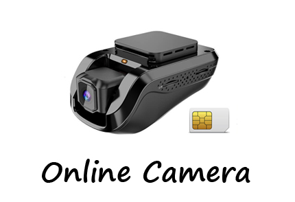 دوربین فیلم برداری و ردیاب آنلاین خودرو جیمی Jimi مدل JC100