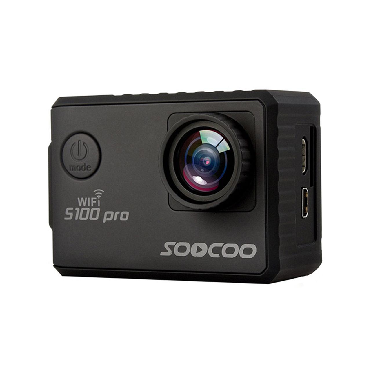 دوربین فیلم برداری ورزشی SOOCOO مدل S100 pro