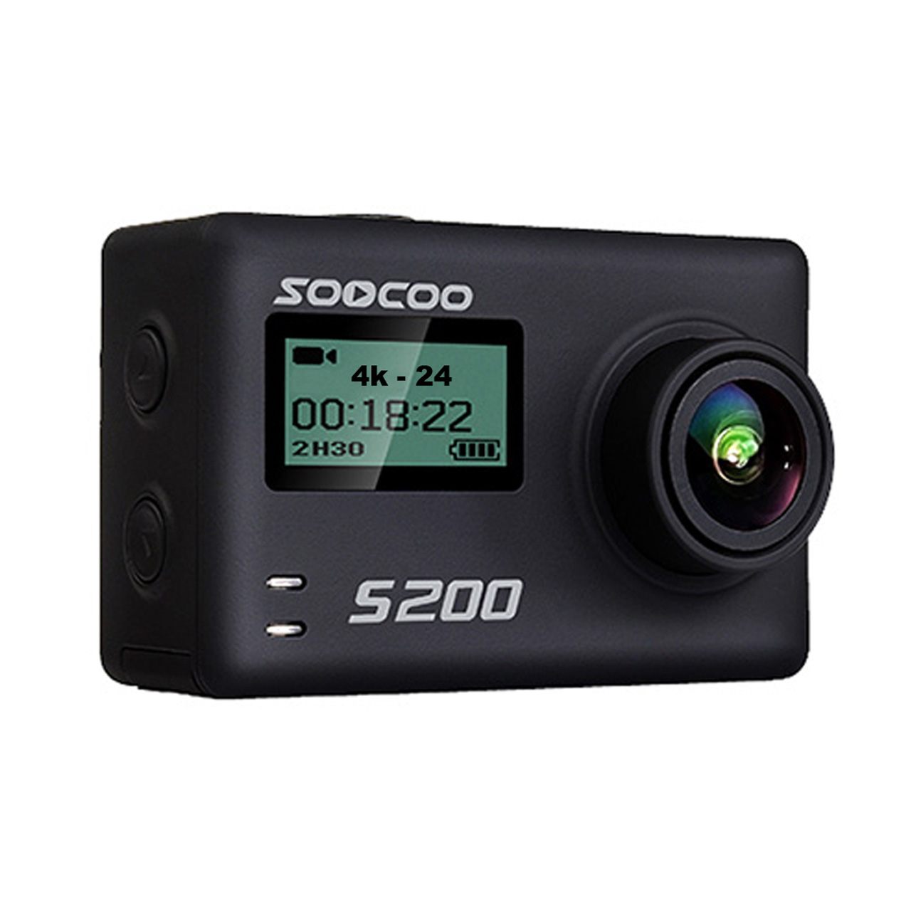 دوربین فیلم برداری ورزشی سوکو Soocoo مدل S200