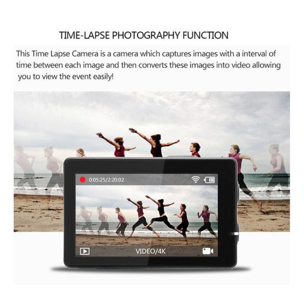 دوربین فیلم برداری ورزشی SOOCOO مدل S300