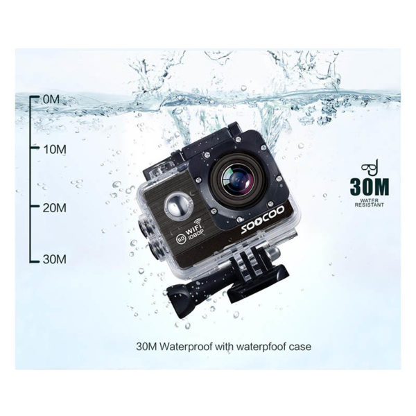 دوربین فیلم برداری ورزشی SOOCOO مدل C20