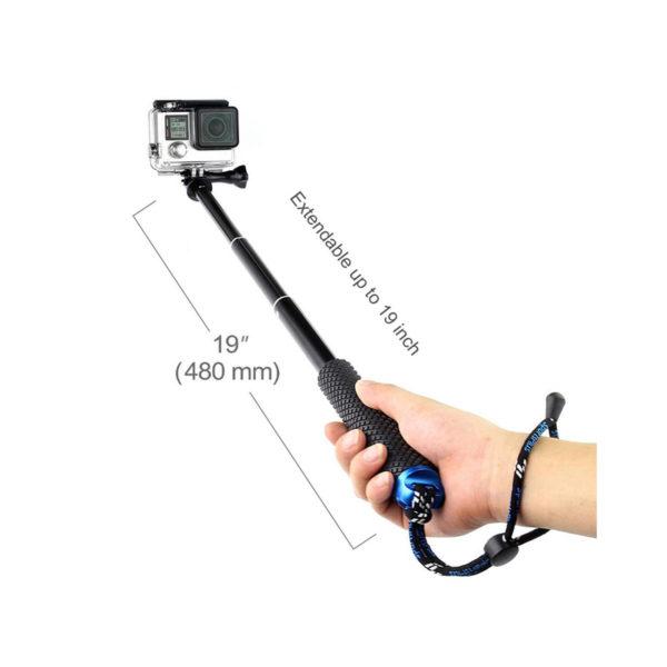 مونوپاد ضد آب اسپورتز پلاس SportsPlus مدل POLE mini مناسب دوربين هاي ورزشي
