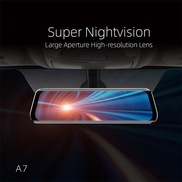 دوربین فیلم برداری خودرو Anytek مدل A7