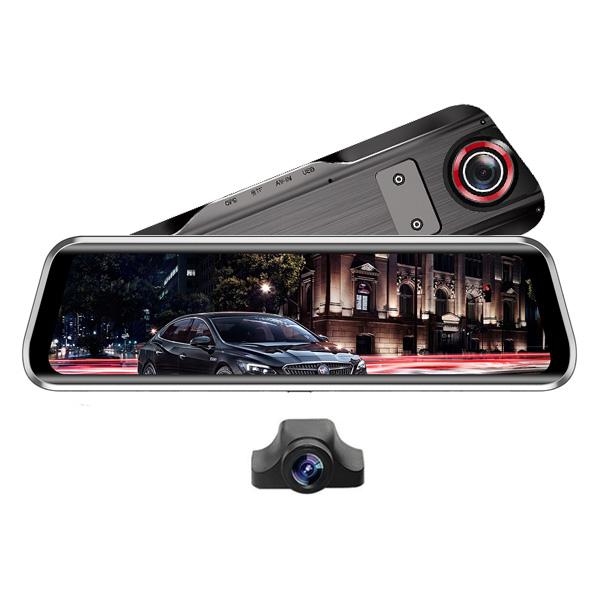 آینه مانیتور دنده عقب انی تک مدل T900H anytek خودرو فیلم برداری