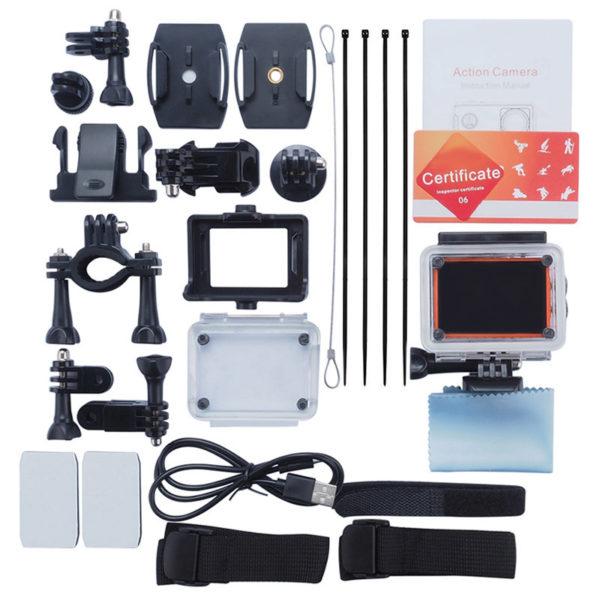 دوربین فیلم برداری ورزشی پی اس کم مدل S500